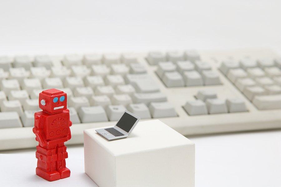 artificial intelligence robot digital marketing
