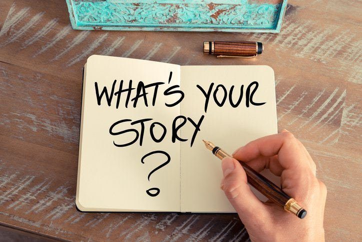 advertorial writing content marketing story