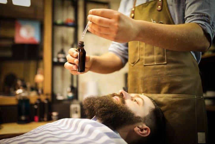 niche market beard oil