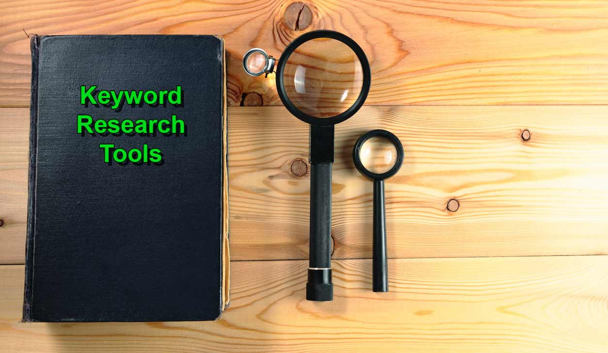 Consider a Keyword Research Tool