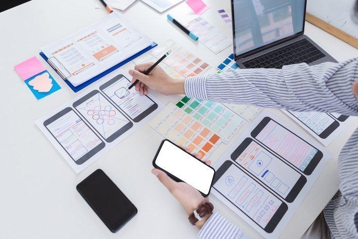 ux design mobile marketing