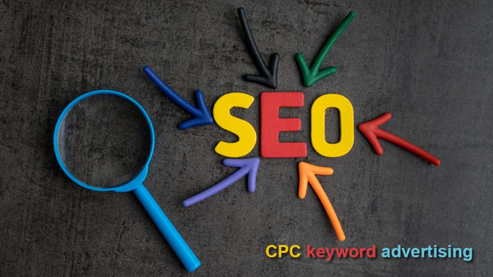 CPC keyword advertising