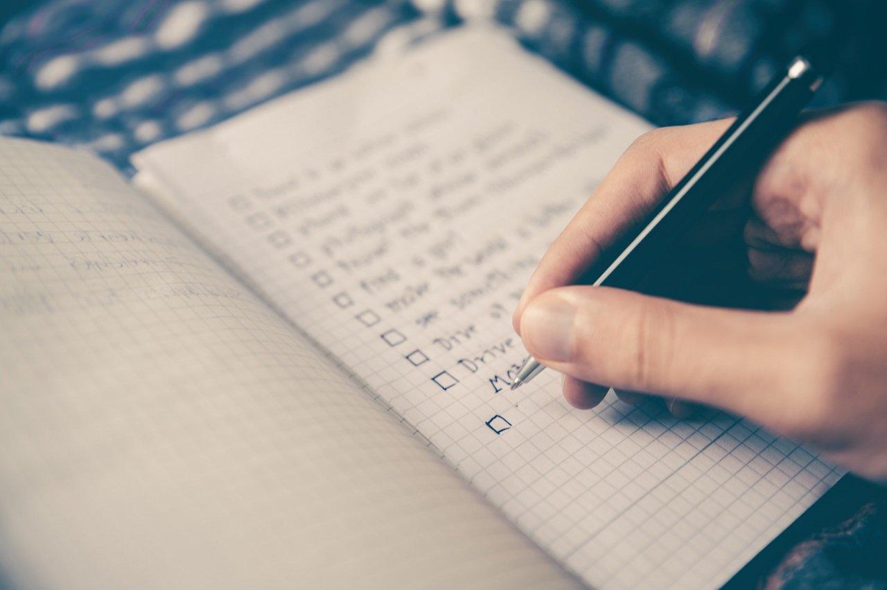 cro process checklist image
