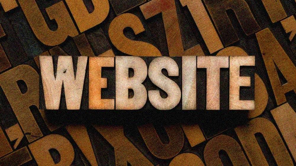 What Type of Website Do I Buy
